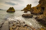 'Pettico Wick, St Abbs' by Andrew Mackie