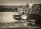 'Low Tide At Seahouses' by Carol McKay