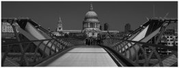'Bridge To St Paul's' by Jane Coltman CPAGB