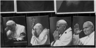 'Images Of A Pope' by Jane Coltman CPAGB