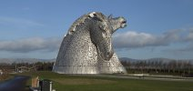 'The Kelpies' by John Strong