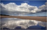 'Alnmouth Cloudscape' by John Thompson ARPS EFIAP CPAGB