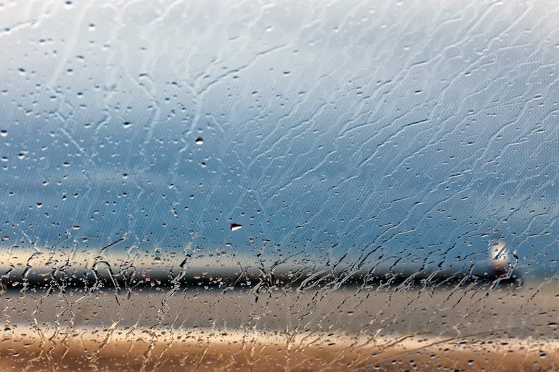 'Windscreen View (1)' by Gerry Simpson ADPS LRPS
