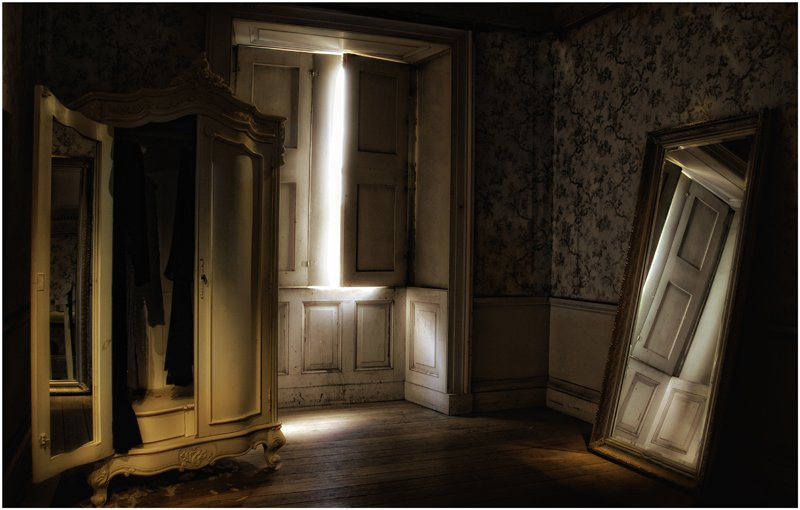 'Forgotten Bedroom' by Jane Coltman CPAGB