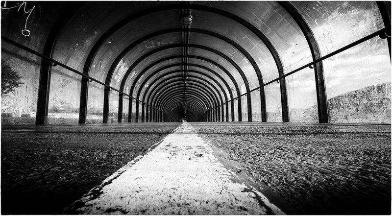 'The Tunnel' by John Thompson ARPS EFIAP CPAGB